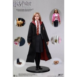 HARRY POTTER - HERMIONE GRANGER 3.0 TEENAGE 30CM ACTION FIGURE