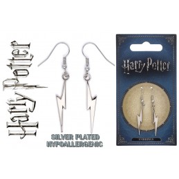 CARAT HARRY POTTER - LIGHTENING BOLT EARRINGS ORECCHINI