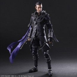 SQUARE ENIX FINAL FANTASY 15 - NYX ULRIC KINGSGLAIVE PLAY ARTS KAI ACTION FIGURE