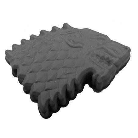 GAME OF THRONS - STARK SILICONE BAKING MOULD STAMPO TORTE