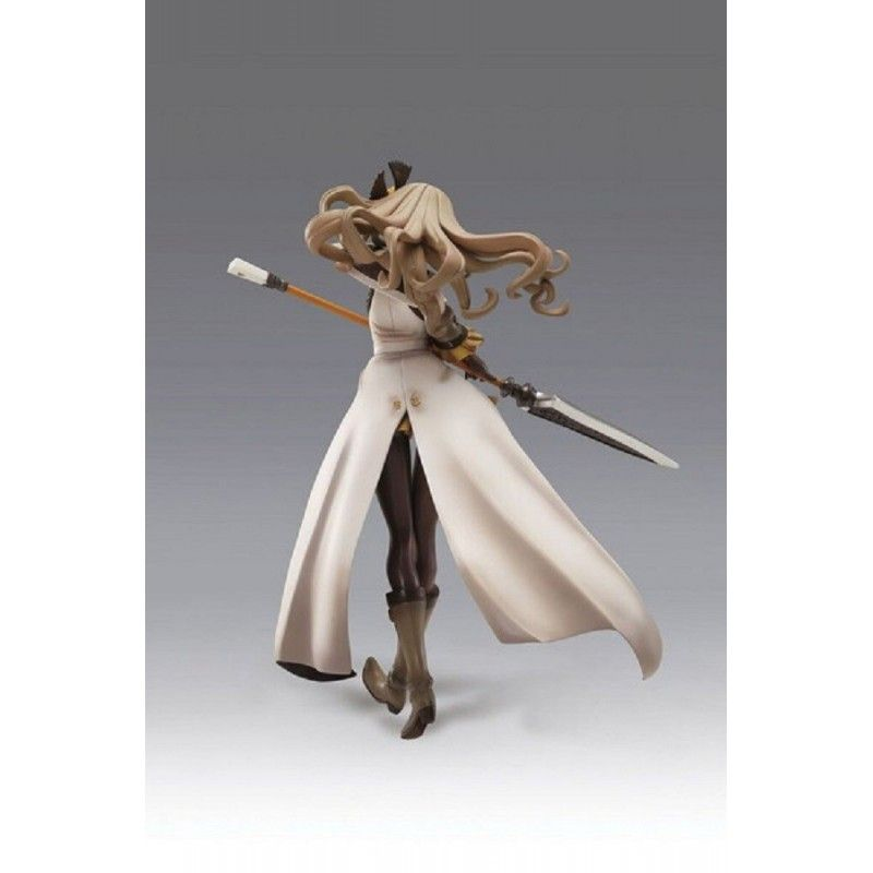 TERRA BATTLE SAMATHA THE SPEARMAIDEN STATUE 1/8 SCALE FIGURE DEAGOSTINI JAPAN