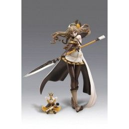 TERRA BATTLE SAMANTHA THE SPEARMAIDEN STATUE 1/8 SCALE FIGURE
