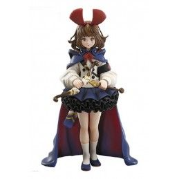 TERRA BATTLE YUKKEN THE CHATTERBOX STATUE 1/8 SCALE FIGURE DEAGOSTINI JAPAN