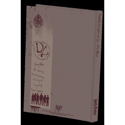 HARRY POTTER DUMBLEDORE ARMY NOTEBOOK W/LIGHT SD TOYS