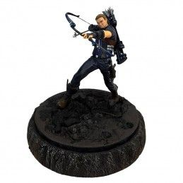 FACTORY ENTERTAINMENT CAPTAIN AMERICA CIVIL WAR HAWKEYE AND ANT-MAN PREMIUM MOTION RESIN STATUE