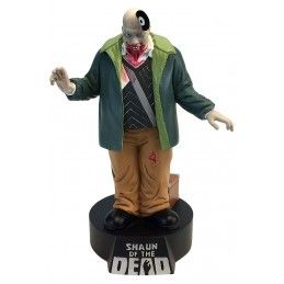 SHAUN OF THE DEAD - ALBA DEI MORTI DEMENTI ZOMBIE PREMIUM MOTION STATUE FACTORY ENTERTAINMENT