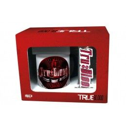 TRUE BLOOD GIFT BOX PACCO REGALO CON BICCHIERE E PORTACHIAVI SD TOYS