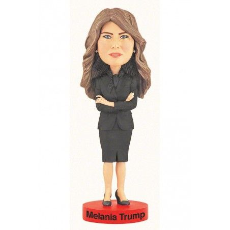 MELANIA TRUMP HEADKNOCKER BOBBLE HEAD ACTION FIGURE