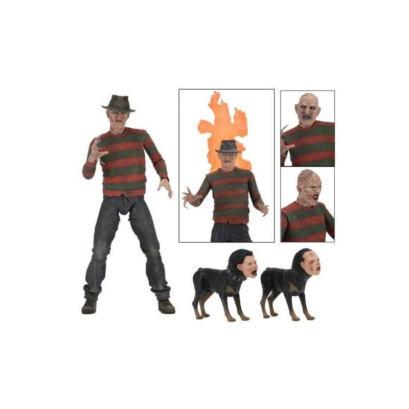 videogioco NECA Nightmare on Elm Street action figure di Freddy Krueger