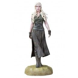 GAME OF THRONES - IL TRONO DI SPADE DAENERYS TARGARYEN STATUE FIGURE DARK HORSE