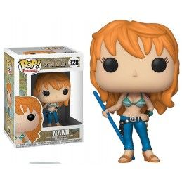 FUNKO POP! ONE PIECE - NAMI BOBBLE HEAD KNOCKER FIGURE