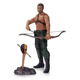 DC COLLECTIBLES DC COMICS ARROW SERIE TV 1 OLIVER QUEEN ACTION FIGURE
