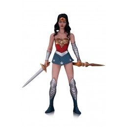 DC COLLECTIBLES DC COMICS DESIGNERS SERIES JAE LEE SERIES 1 WONDER WOMAN ACTION FIGURE