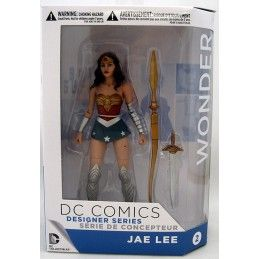 DC COMICS DESIGNERS SERIES JAE LEE SERIES 1 WONDER WOMAN ACTION FIGURE