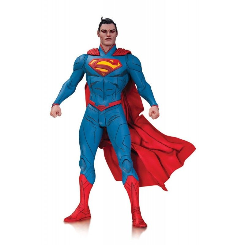 DC COMICS DESIGNERS SERIES JAE LEE SERIES 1 SUPERMAN ACTION FIGURE DC COLLECTIBLES