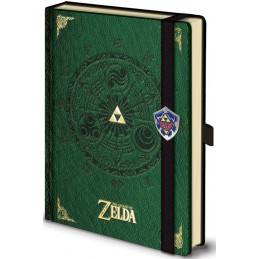 THE LEGEND OF ZELDA PREMIUM NOTEBOOK DIARIO PYRAMID INTERNATIONAL
