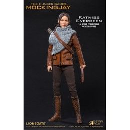 HUNGER GAMES - KATNISS EVERDEEN 1/6 30CM ACTION FIGURE
