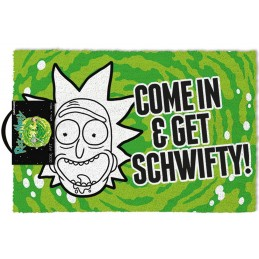 RICK AND MORTY DOORMAT ZERBINO 40X60CM PYRAMID