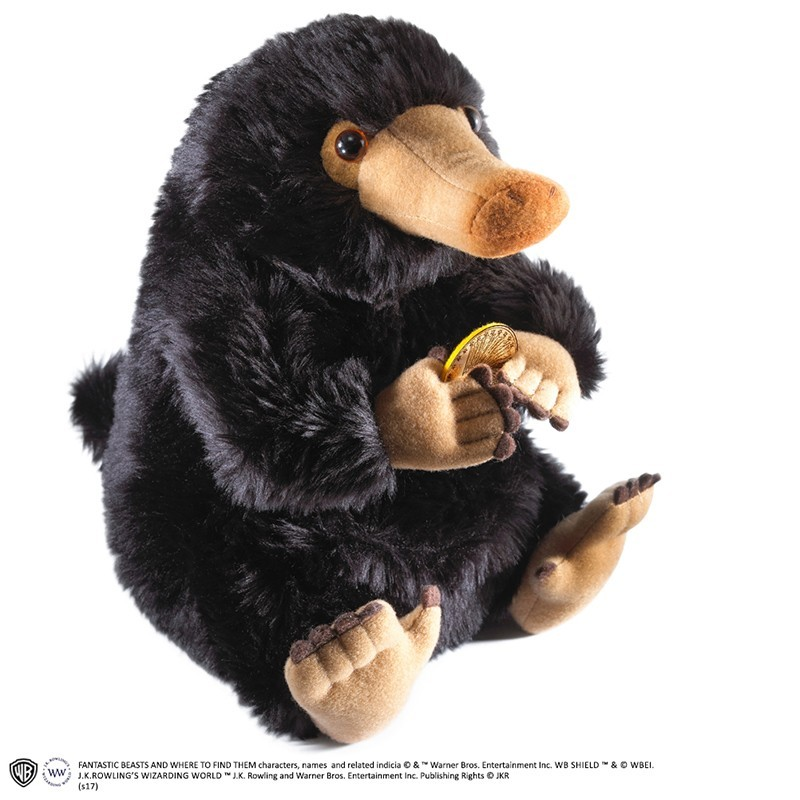 ANIMALI FANTASTICI - NIFFLER PLUSH PELUCHES FIGURE 22 CM