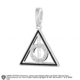 HARRY POTTER - DEATHLY HALLOWS CIONDOLO IN METALLO NOBLE COLLECTION