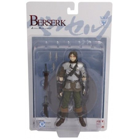 BERSERK JUDEAU HAWK SOLDIER ACTION FIGURE