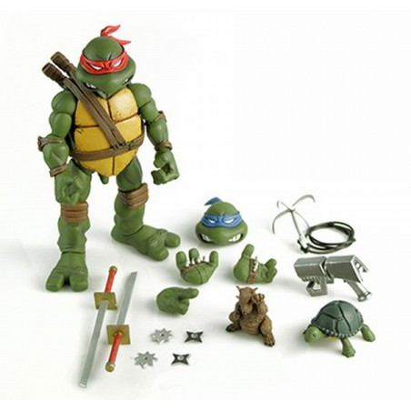TEENAGE MUTANT NINJA TURTLES - LEONARDO CLASSIC 28 CM ACTION FIGURE