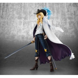 ONE PIECE POP CAVENDISH 24 CM STATUE FIGURE MEGAHOUSE
