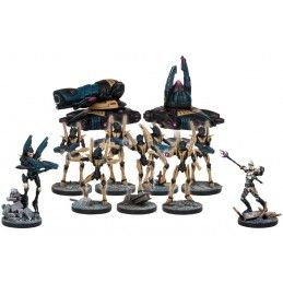 DEADZONE ASTERIAN FACTION STARTER SET MINIATURE GIOCO DA TAVOLO MANTIC