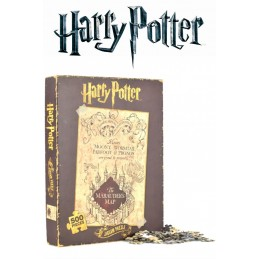 HARRY POTTER THE MARAUDER MAP 500 PIECES PEZZI JIGSAW PUZZLE 23x30CM
