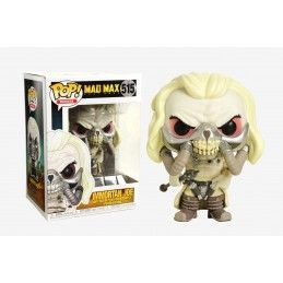 FUNKO POP! MAD MAX FURY ROAD - IMMORTAN JOE BOBBLE HEAD KNOCKER FIGURE FUNKO