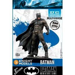 KNIGHT MODELS BATMAN MINIATURE GAME - BATMAN (BEN AFFLECK) MINI RESIN STATUE FIGURE
