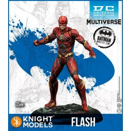 BATMAN MINIATURE GAME - THE FLASH MINI RESIN STATUE FIGURE KNIGHT MODELS