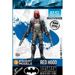 BATMAN MINIATURE GAME - RED HOOD MINI RESIN STATUE FIGURE KNIGHT MODELS