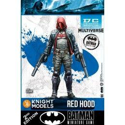 KNIGHT MODELS BATMAN MINIATURE GAME - RED HOOD MINI RESIN STATUE FIGURE