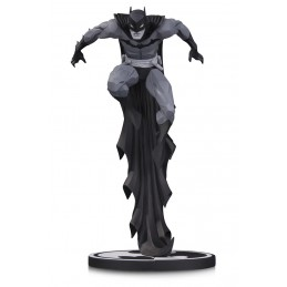 BATMAN BLACK AND WHITE BY J. MATTHEWS STATUE FIGURE DC COLLECTIBLES