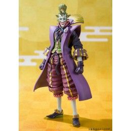 NINJA BATMAN - JOKER DEMON KING S.H.F. FIGUARTS ACTION FIGURE BANDAI