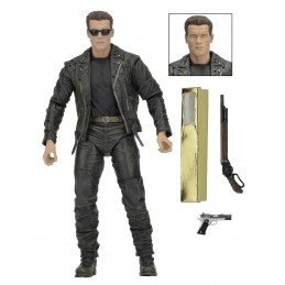 TERMINATOR 2 T-800 25TH ANNIVERSARY ACTION FIGURE NECA
