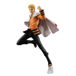 BORUTO NARUTO NEXT GENERATIONS - NARUTO THE 7TH HOKAGE G.E.M. STATUE