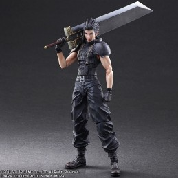 FINAL FANTASY 7 CRYSIS CORE - ZACK PLAY ARTS KAI ACTION FIGURE SQUARE ENIX