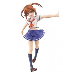 HIGH SCHOOL FLEET - AKENO MISAKI HAREKAZE GIRLS PROJECT STATUE