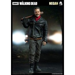"THREEZERO THE WALKING DEAD 12"" NEGAN 30 CM ACTION FIGURE"