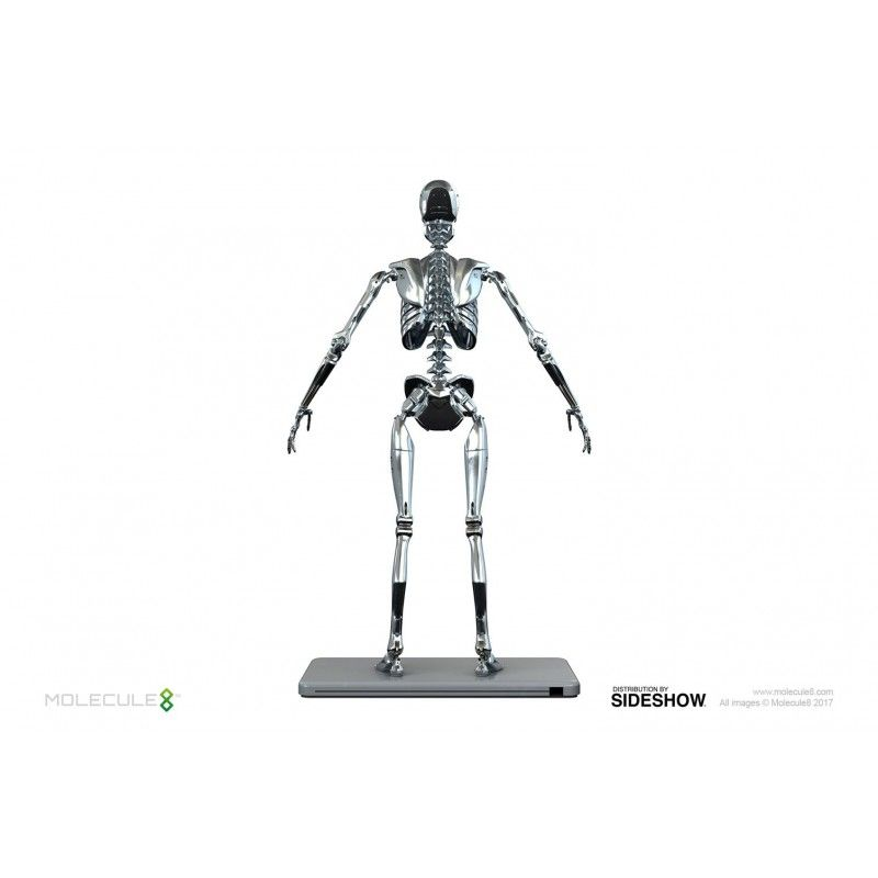 MOLECULE8 ENDOSKELETON MARK 1 METAL 30 CM 1/6 SCALE ACTION FIGURE