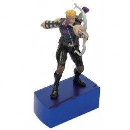 MARVEL BLACK WIDOW AVENGERS PAPERWEIGHT FERMACARTE STATUE FIGURE