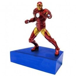 MONOGRAM MARVEL IRON MAN AVENGERS PAPERWEIGHT FERMACARTE STATUE FIGURE