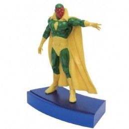 MARVEL VISION AVENGERS PAPERWEIGHT FERMACARTE STATUE FIGURE