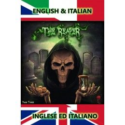 THE REAPER BOARD GAME - GIOCO DA TAVOLO ITALIANO ED INGLESE