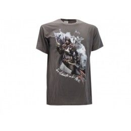 MAGLIA T SHIRT ASSASSIN'S CREED UNITY SPADA