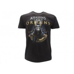 MAGLIA T SHIRT ASSASSIN'S CREED ORIGINS ANUBIS
