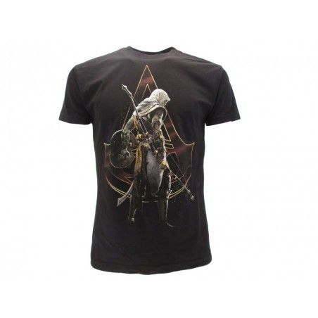 MAGLIA T SHIRT ASSASSIN'S CREED ORIGINS ASSASSINO