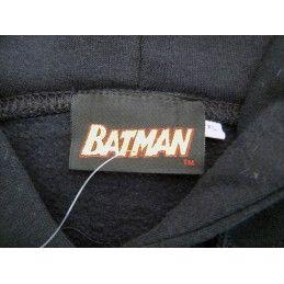 MAGLIA T SHIRT BATMAN BUSTO BIANCA